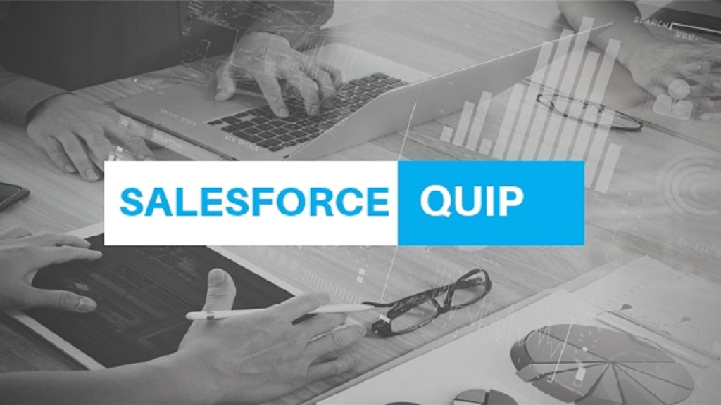 Salesforce Quip Integration – Get Everyone on the Same Page – Literally!