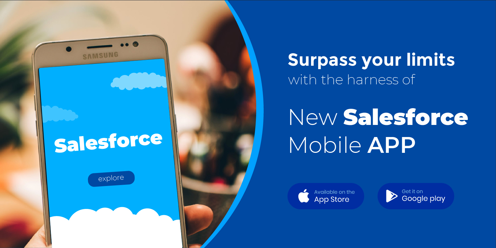 Enhanced user experience with the New Salesforce Mobile App
