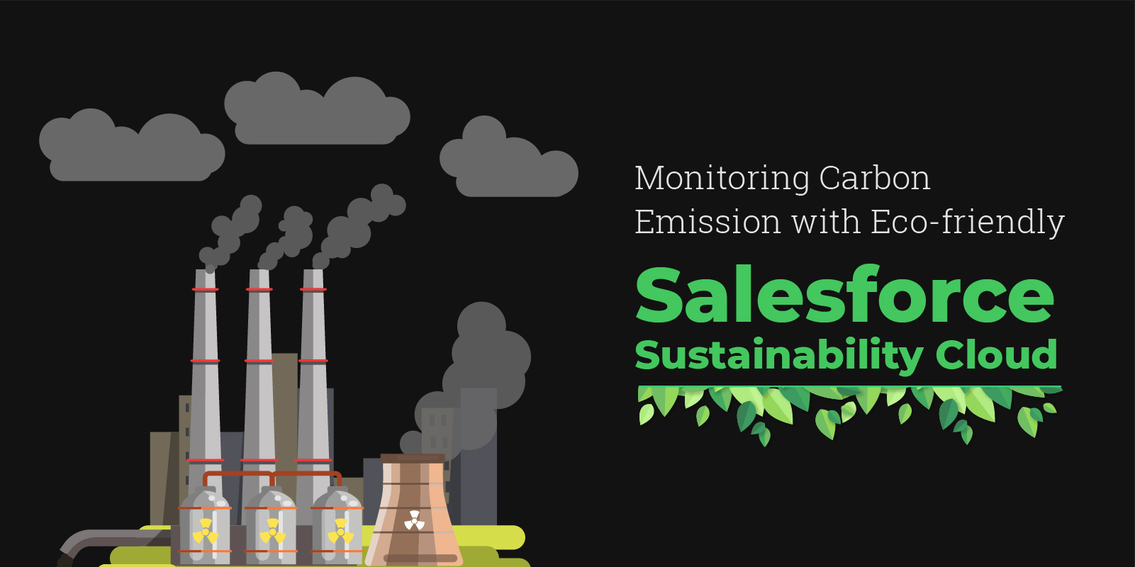 Salesforce Sustainability cloud | Most Eco-Friendly Tool in the Shed
