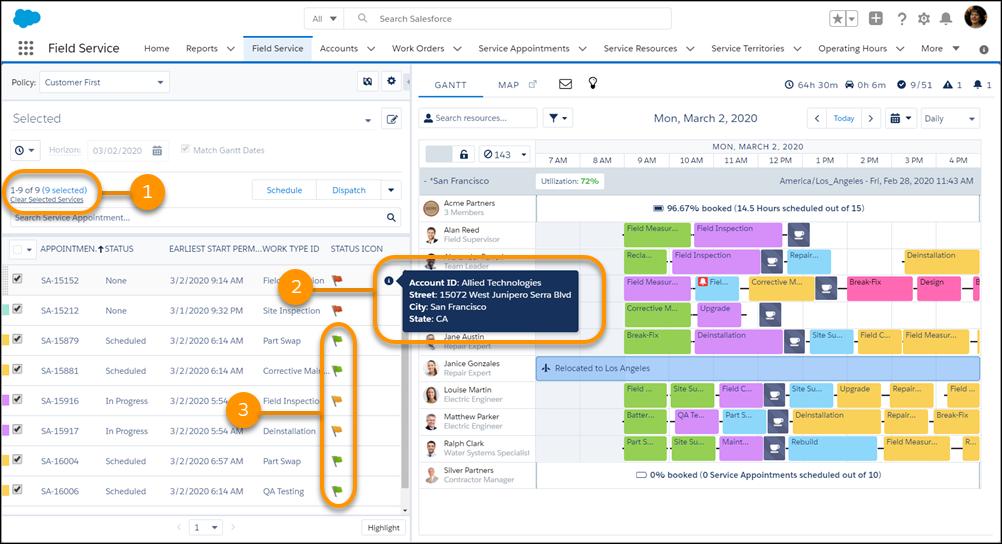 Salesforce Service Cloud Summer '20 feature