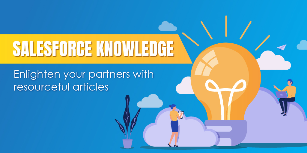 Improve Customer Service productivity with Salesforce Knowledge Base