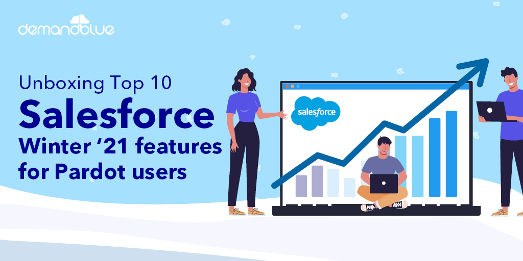 Top 10 Salesforce Winter '21 features for Pardot that will enhance your B2B experience