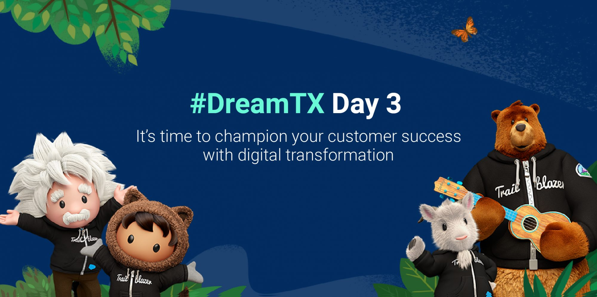 DreamTX Day 3: Reimagining the customer experience