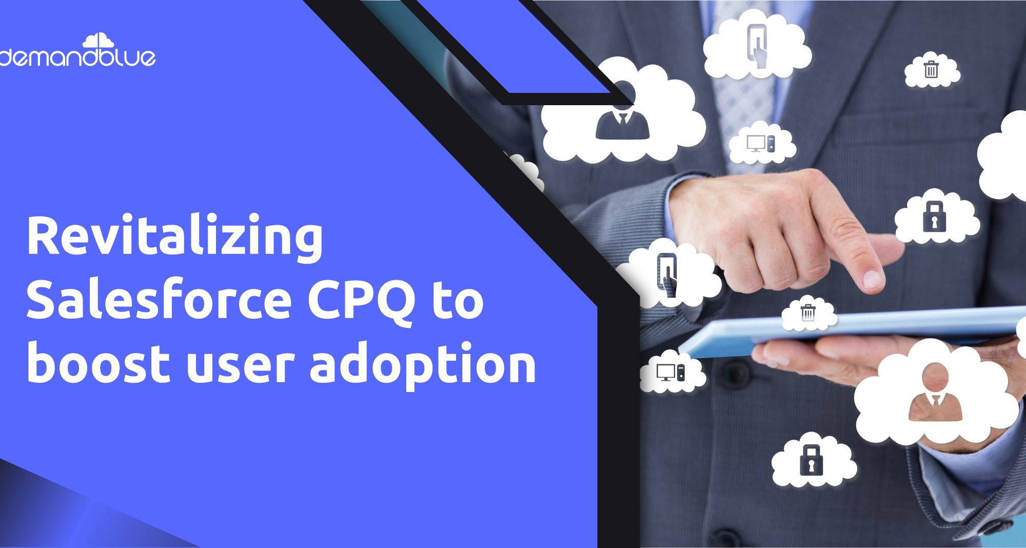 See How A Leading Entrance and Access Technology Company Customized Their Salesforce CPQ Services with DemandBlue for Quick Adoption and Output Maximization