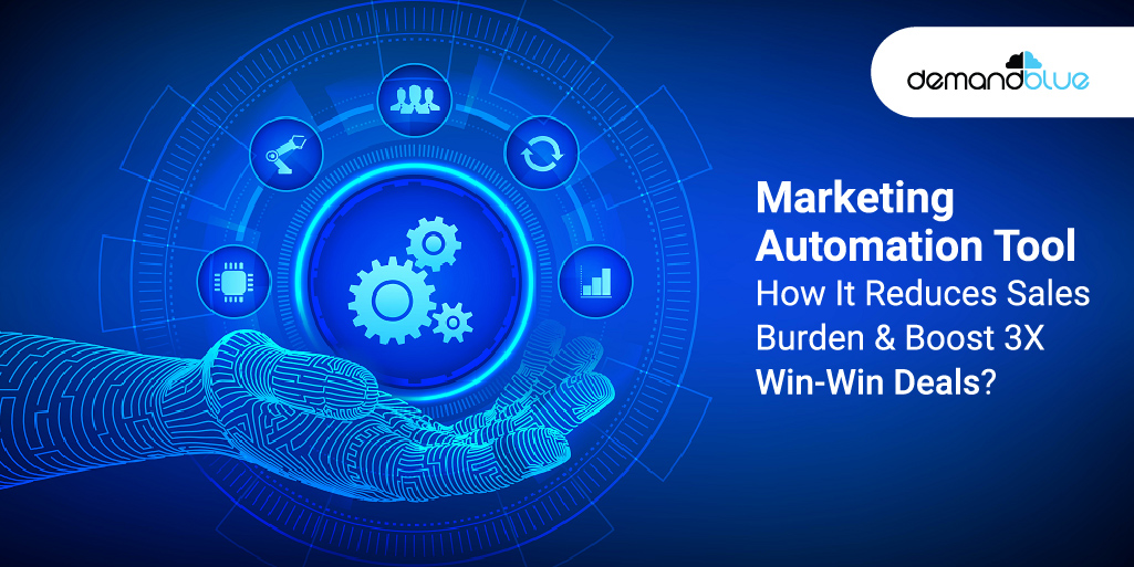 Marketing automation- The secret ingredient behind sales success (you read that right!)