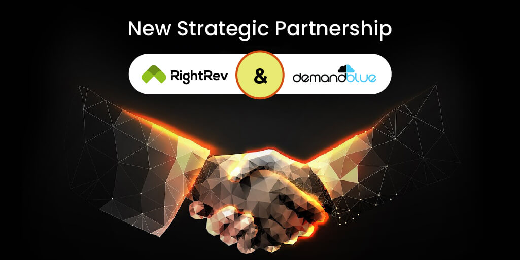 New Strategic Partnership: RightRev and DemandBlue