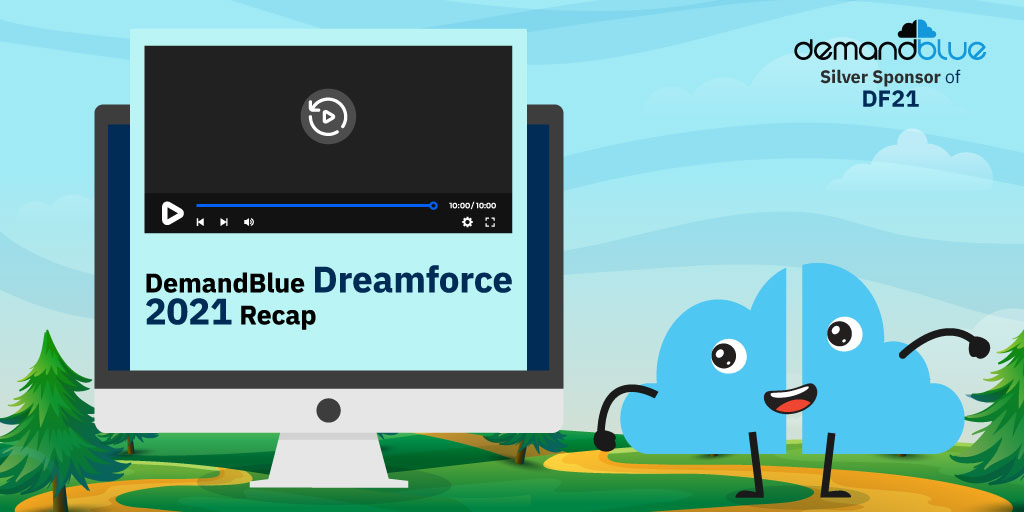DemandBlue Dreamforce 2021 Recap