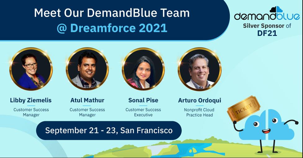 meet our demandblue team
